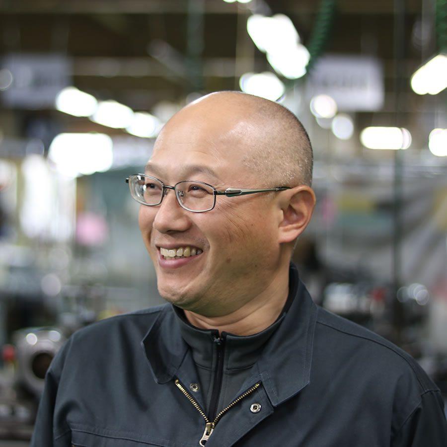 代表取締役社長 田中英雄